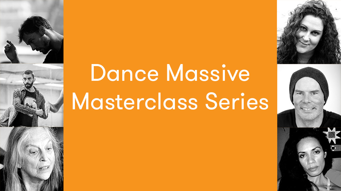 Dance Massive Masterclass Series